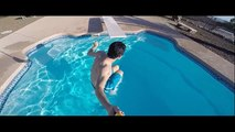 """Jumping In Water In Slow-Motion """"The GoPro Slow-Motion Series"""""""