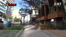 MRT北門駅から霞海城隍廟まで歩く - Walk from MRT Beimen Station to Taipei Xia Hai City God Temple