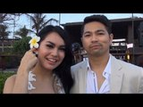 Kartika Putri dan Erick Iskandar Pamer Kemesraan - Tuntas 28 Oktober 2014