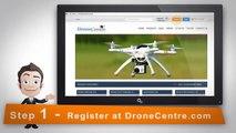 Big Commission Affiliate Programs -  DroneCentre.com High Ticket Affiliate Program