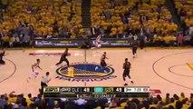 Iman Shumpert Blocks Klay Thompson _ Cavaliers vs Warriors _ Game 2 _ June 7, 2015 _ 2015 NBA Finals