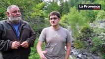 Alpes : les riverains se mobilisent contre le projet d'une micro centrale hydroélectrique