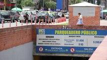 Los parqueaderos más caros de Bogotá, son del Distrito
