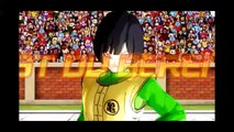 Toph Earthbender from the last airbender aang in Dragonball Xenoverse