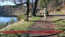Pêche réservoir truite aux leurres et mouche au Lac du Bouchet Haute Loire par Europêche 34