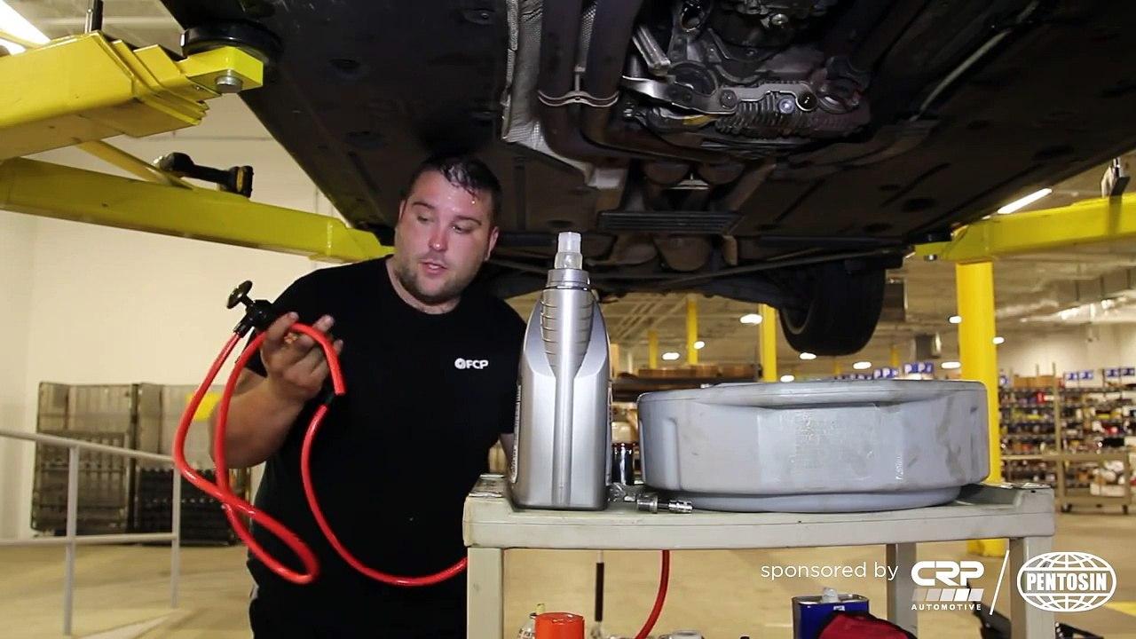 BMW E90 Manual Transmission Fluid Change (Drain & Fill, Pentosin) FCP Euro