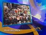 Arequipa: Población de Islay se moviliza en contra del proyecto Tía María