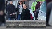 Le méchant de James Bond, Christoph Waltz sur le plateau de Spectre pour la première fois