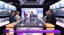 Ça Vous Regarde - Le débat : Congrès du PS : Valls en territoire ennemi ?