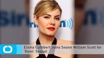 Elisha Cuthbert Joins Seann William Scott for 'Goon' Sequel