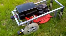 TRC3000 Project - RC Lawn Mower