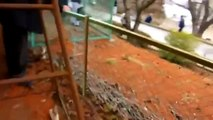 【個人撮影】志津川津波【東日本大震災】【東北地方太平洋沖地震】