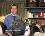 "Mitt Romney: ""We're Going to See Change in Washington"""