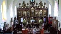 Biserica greco-catolica din Cenad (interior)