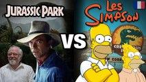 Jurassic Park VS Les Simpson (VF) - WTM