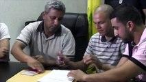 Mohamed Lagraa signe à la JS Saoura