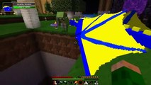 LittleLizardGaming - Minecraft Mods! Minecraft - HOW TO TRAIN YOUR DRAGON - Stormfly grows up! [26]