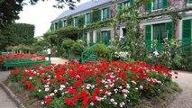 jardin maison de Claude Monet Giverny