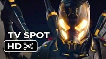 Ant-Man TV SPOT -  IMAX (2015) - Paul Rudd, Corey Stoll Marvel Movie HD