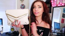What's in my PURSE!? | Night Out Edition ft. Kaia Bag