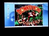 SONY PLAYSTATION 3 - SNES EMULATOR ON LINUX - Donkey Kong