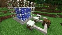 Buildcraft Quarry Full Setup Tekkit Feed The Beast Minecraft
