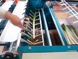 石井農園 農業機械展示会 ネギ選別機
