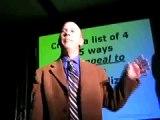 Motivational Speaker: Employee Team building, Morale, and Motivatonal.   Humor in Workplace Seminars