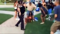 Police Officer Eric Casebolt Slams Black Girl Pool Party Corporal Eric Casebolt Pulls Gun