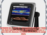 RAYMARINE RAY-T70200-GLD / a68 DownVision MFD MFG# T70200-GLD Mulit-Function Display with CHIRP