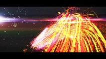 After Effects Project Files - Glowing Particles Logo Reveal 2 - VideoHive 8538634