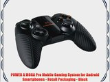 POWER A MOGA Pro Mobile Gaming System for Android Smartphones - Retail Packaging - Black