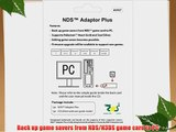 NDS Adapter Plus - Nintendo DS and 3DS Game Saver Backup for Windows PCs