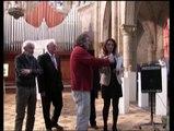 Laurence Kersuzan, Aimé Carpy, Dan Doarsic,  Jean Claude Le-Gallic, Manfred La-Fontaine , liv ar bro, vernissage 2015, Pontivy, www.la-fontaine.tv