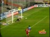 Gol di Totti  Sampdoria Roma 2006
