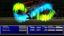 Final Fantasy VII in 1080p HD - First Boss FF7