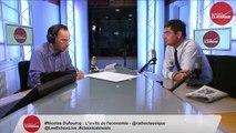 Nicolas Dufourcq, invité de l'économie de Nicolas Pierron (09.06.15)