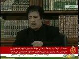 راي القذافي في بن علي tunis tunisie tunisia