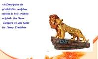Enesco 4040432 Le Roi Lion Simba et Nala 15 5 cm