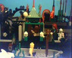 Pirates Of The Caribean In Lego