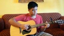 Thinking Out Loud - Ed Sheeran - Guitar Fingerstyle Arrangement (Instrumental)