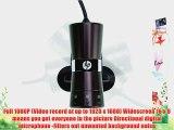 HP Webcam HD-4110 - 1080P Autofocus Widescreen Webcam