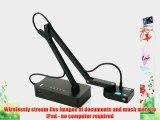 Ipevo iZiggi-HD Wireless Document Camera for iPad PC and Mac (CDVW-01IP)