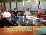 Ronnie Barkan & Yaakov Ben-Ami interviewed on draft/refusal to the IDF/ITF, Israel Channel 10