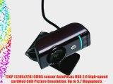 HP Webcam HD-3110 - 720P Autofocus Widescreen Webcam with TrueVision