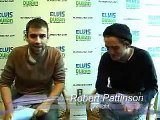 Robert Pattinson Interview at Z100- (Nov/4) ***Rob is so Hilarious in this interview***