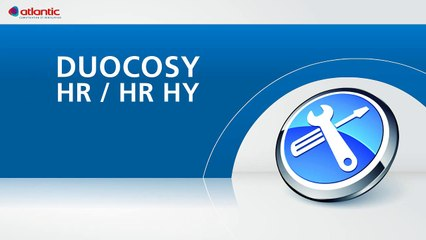 DUOCOSY HR / DUOCOSY HR HY : comment changer les filtres ?