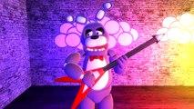 [SFM FNAF] Bonnie Hates His Life!?