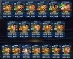 FIFA 15 Liga BBVA TOTS Overview FT RW Messi, Ronaldo and Neymar!