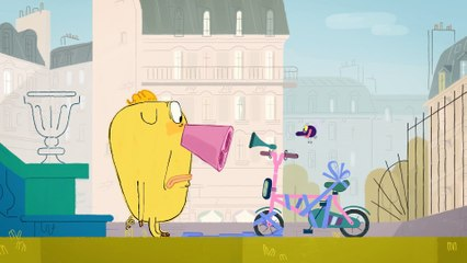 Hubert & Takako - Beau comme un vélo (S01E26) - Episode en HD